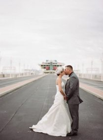 St Petersburg FL Pier Wedding