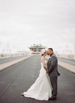 St Petersburg FL Pier Wedding