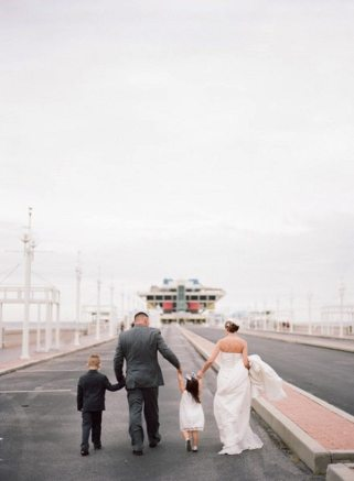 St Petersburg Florida Pier Wedding