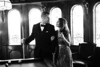 Vintage Wedding Gatsby Style
