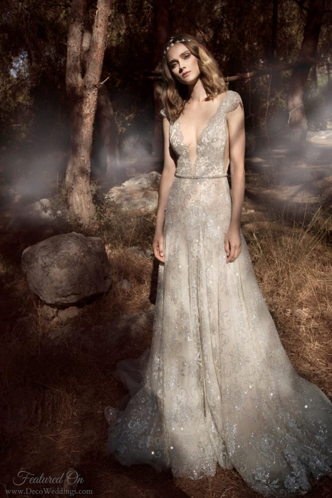 Romantic Vintage Inspired Wedding Dresses Galia Lahav