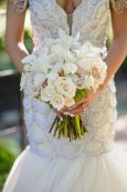 White + Blush Pink Bouquet