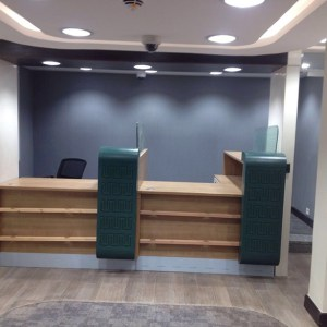 NBE Branches Wallcovering