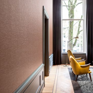 New wallcovering: Ketoy & Florence showcase Vescom's DNA better than ever before!
