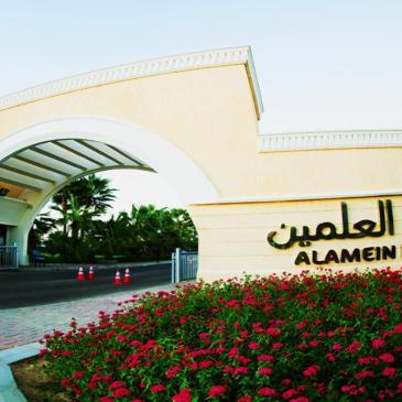Emaar's Al Alamein Hotel Project