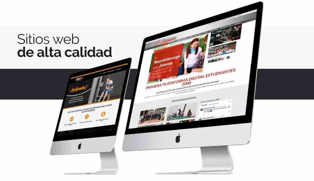 Servicio diseño y desarrollo web en Guayaquil 01
