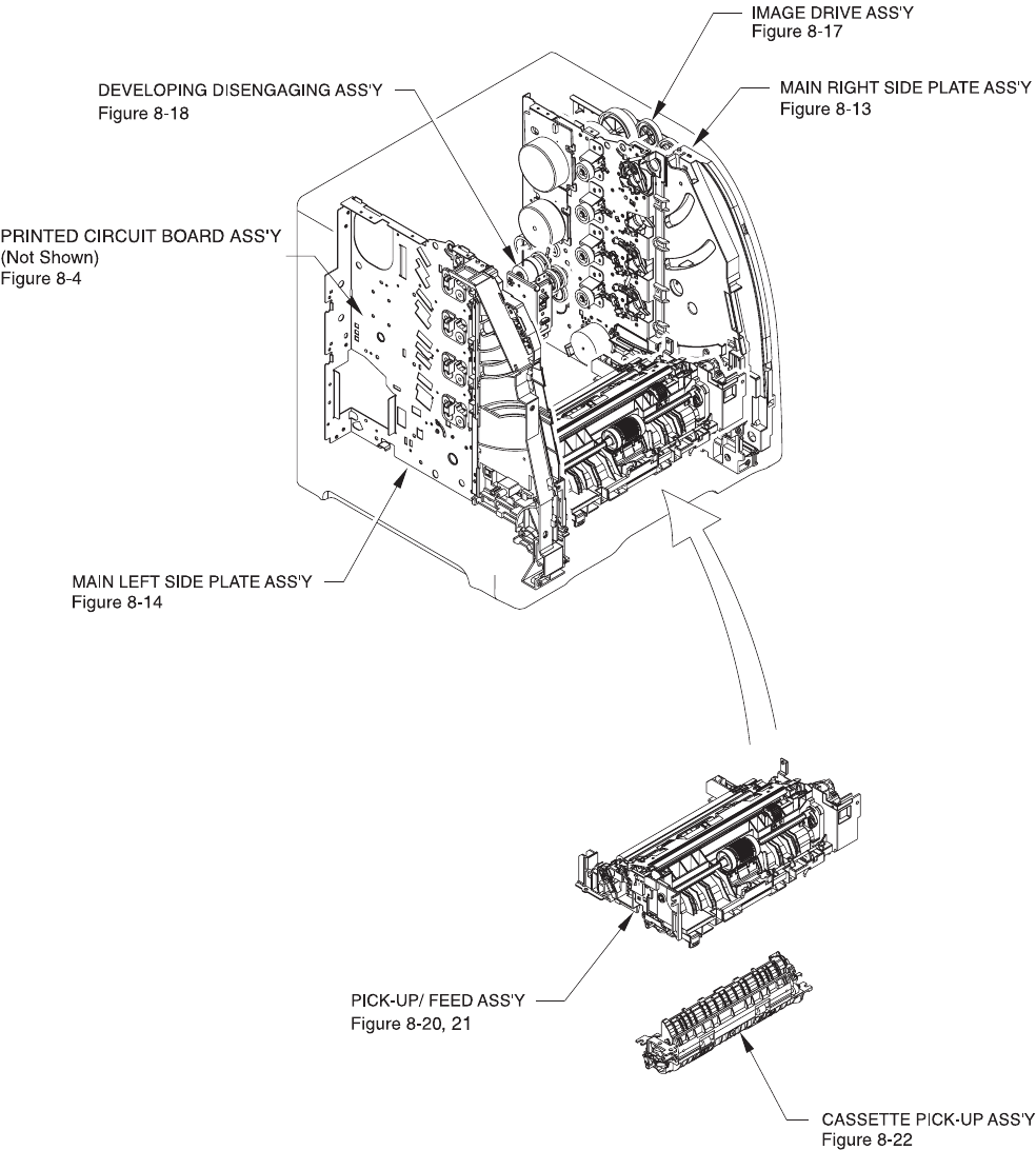 Enww illustrations and parts lists467