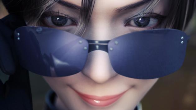 Ridge Racer 3D - Reiko Nagase