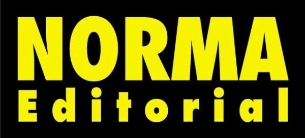 Norma editorial logo Norma Editorial en el 30 Salón del Cómic de Barcelona