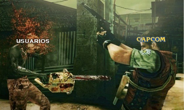 Capcom rebentando a sus compradores