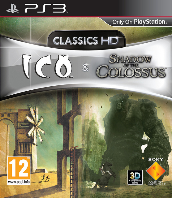 Ico shadow of the colossus classics hd cover pal dcltr Fecha para ICO y Shadow of the Colossus Classics HD en Europa