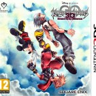Kingdom Hearts 3D Dream Drop Distance pal cover