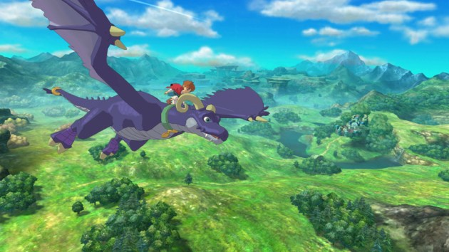 Ni no Kuni Wrath of the White Witch abril 13