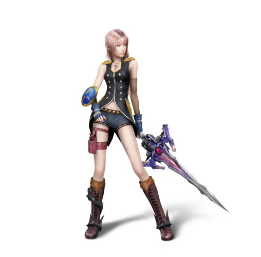 traje serah exposure and defense final fantasy xiii-2 01