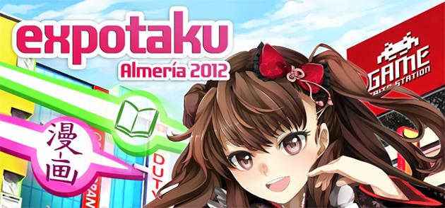 expotakualmeria Regalamos 10 entradas para el ExpOtaku Almería 2012