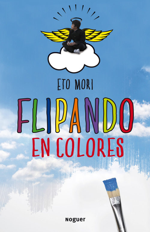 flipandoencolores Flipando en colores, de Eto Mori, ya a la venta