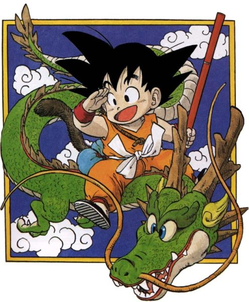 Dragon-ball-manga