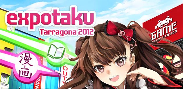 expotakutarragona Sorteamos 10 entradas para ExpOtaku Tarragona 2012