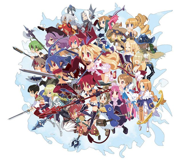 Disgaea-Dimension-2-artwork-01