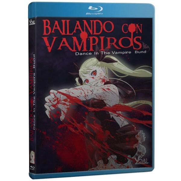 Bailando con vampiros BD _3d