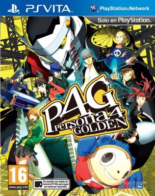 persona 4 golden pal cover