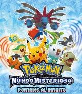 Pokemon Mundo Misterioso Portales al Infinito