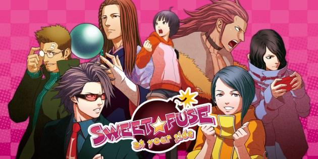 Sweet fuse logo
