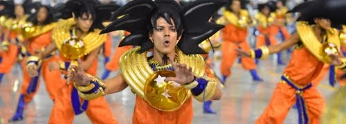 dragon ball carnaval