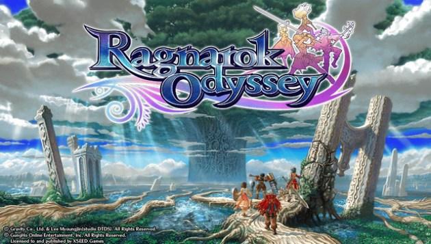 Ragnarok Odyssey Vita