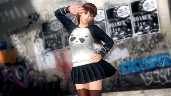 dead or alive 5 plus kawaii
