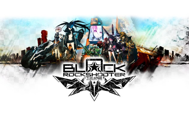 Black Rock Shooter The Game Key Art