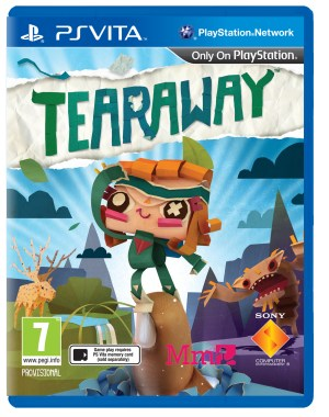 Tearaway PAL cover