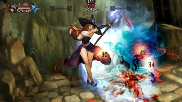 dragons crown hechicera 01