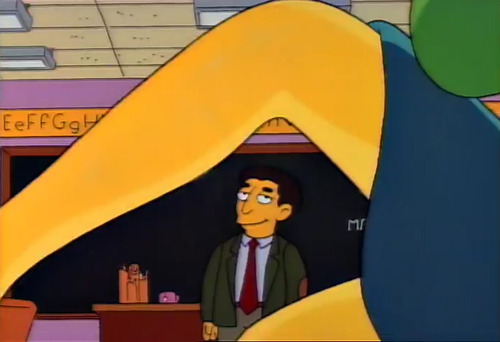 simpsons el graduado 06
