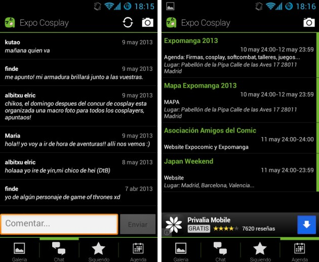 Expo Cosplay 2