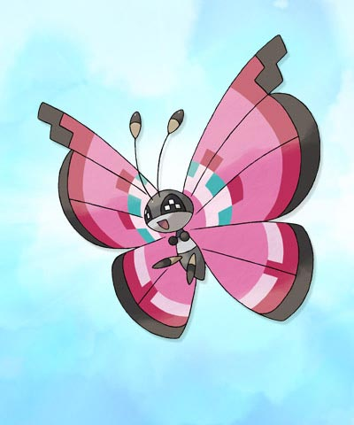Vivillon-Pokemon-X-and-Y