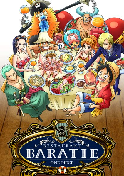 baratie one piece