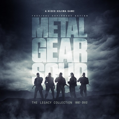 metal gear solid the legacy collection europa