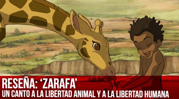zarafa-reseña