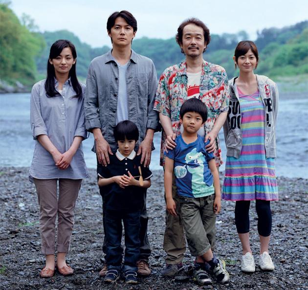 De tal padre tal hijo Hirokazu Koreeda