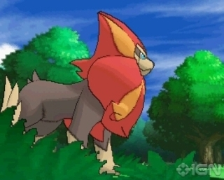Pyroar Pokemon X Y 02