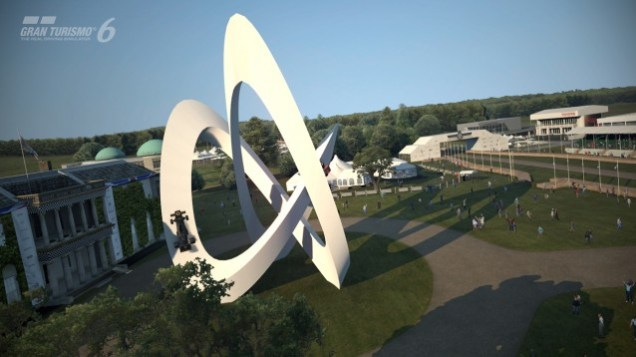 gran turismo 6 goodwood
