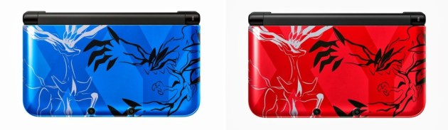 nintendo 3ds xl pokemon x y 2
