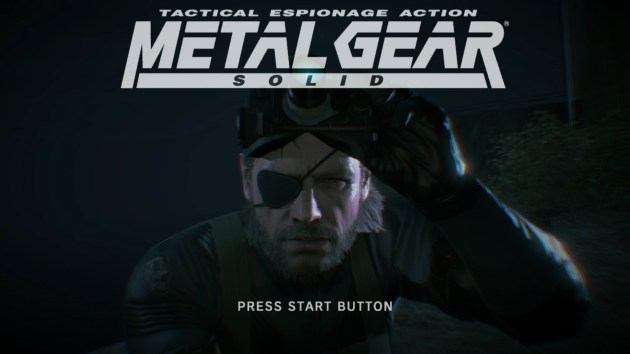 Ground Zeroes MGS1 Deja Vu 01