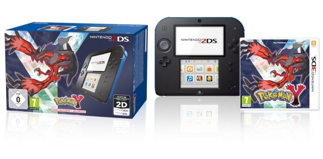 Nintendo 2DS Pokemon Y