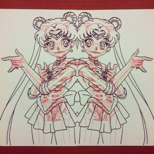 radiografia anime dibujos 01