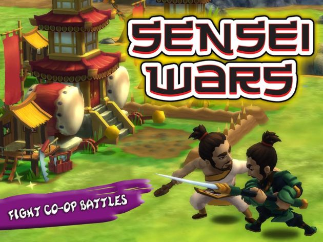 Sensei Wars