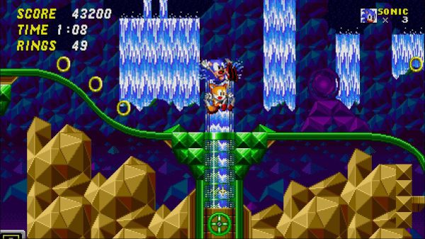 Sonic 2 ios android hidden palace 02