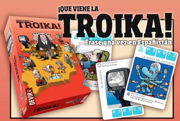 viene la troika devir