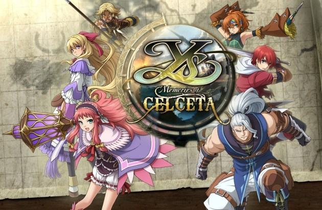 ys memories of celceta wallpaper